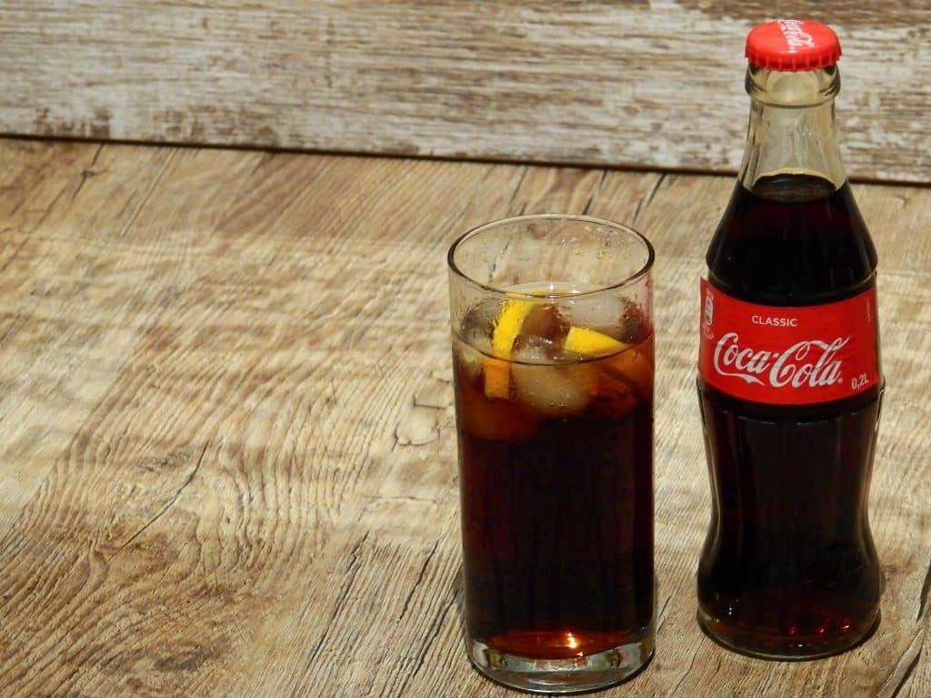 blockchain coca cola