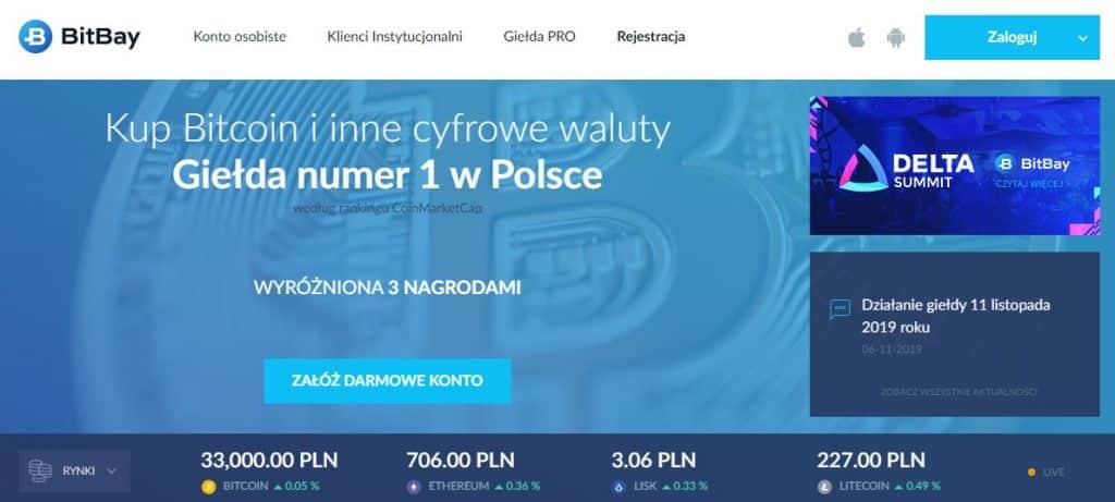 giełda kryptowalut polska