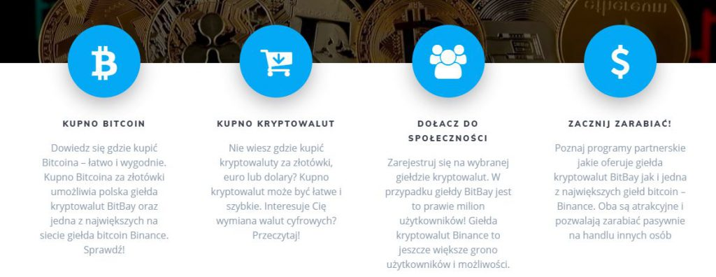 bitcoin giełda polska