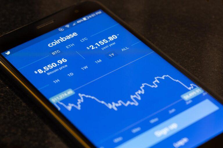 aplikacja mobilna giełdy coinbase