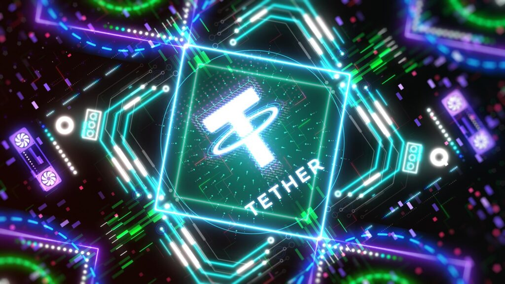 kryptowaluta Tether